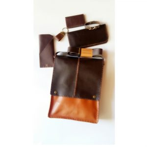 zenit leather1.. 300x300 - ست چرم مردانه B1002
