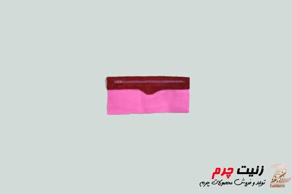 آموزش دوخت کیف پول چرم زنانه دست دوز